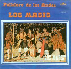 """Los Masis """"Folklore De Los Andes"""""""