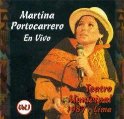 "Martina Portocarrero "" En Vivo"""