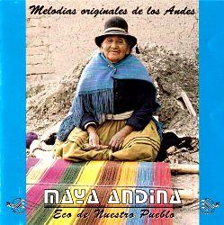 """Maya Andina """"Eco de nuestro Pueblo"""""""