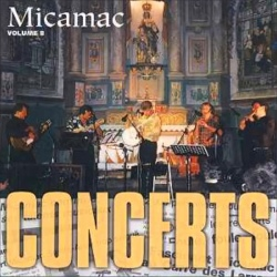"""Micamac """"Concerts"""""""