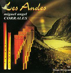 "Miguel Angel Corrales ""Les andes"""