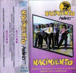 """Nacimiento Andino """"Amanecidas"""""""