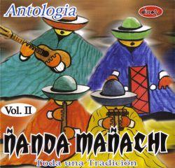 """Nanda Manachi """"Antologia - Toda Una Tradicion Vol.2"""""""