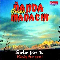 """Nanda Manachi """"Solo Por Ti"""""""