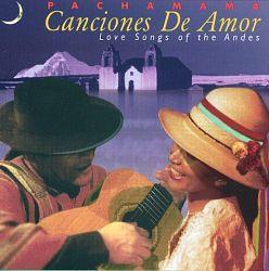 """Pachamama """"Canciones de amor"""""""