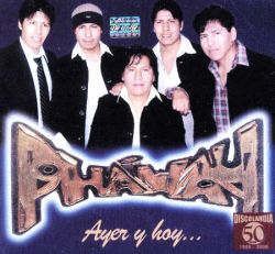 "Phaway ""Ayer Y Hoy"""