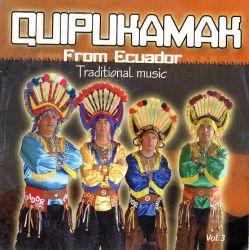 """Quipukamak """"Quipukamak Vol 3"""""""