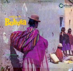 """Raul Shaw """"Musica de Bolivia"""""""