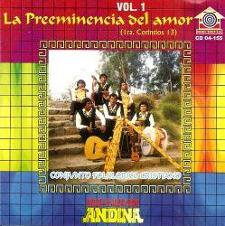 """Revelacion andina """"La preeminencia del amor"""""""