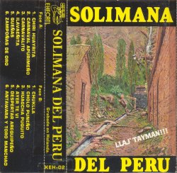"Solimana ""Llajtayman"""
