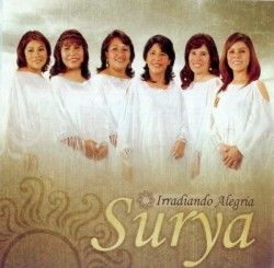 "Surya ""Irradiando Alegria"""