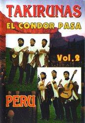"""Takirunas """"El Condor Pasa Vol.2"""""""