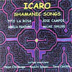 """Tito La Rosa """"Iqaro Canto Shamanico"""""""
