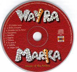 "Wayra Marka ""El Cordor Pasa"""