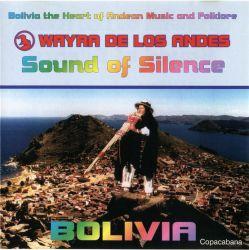 """Wayra de los Andes """"Sound of silence"""""""