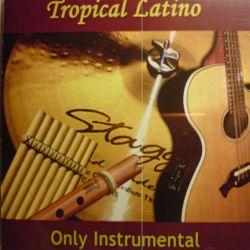 """Wayra Nan """"Tropical Latino"""""""