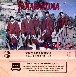 "Yanapakuna ""Tu... Extrana Luz"""