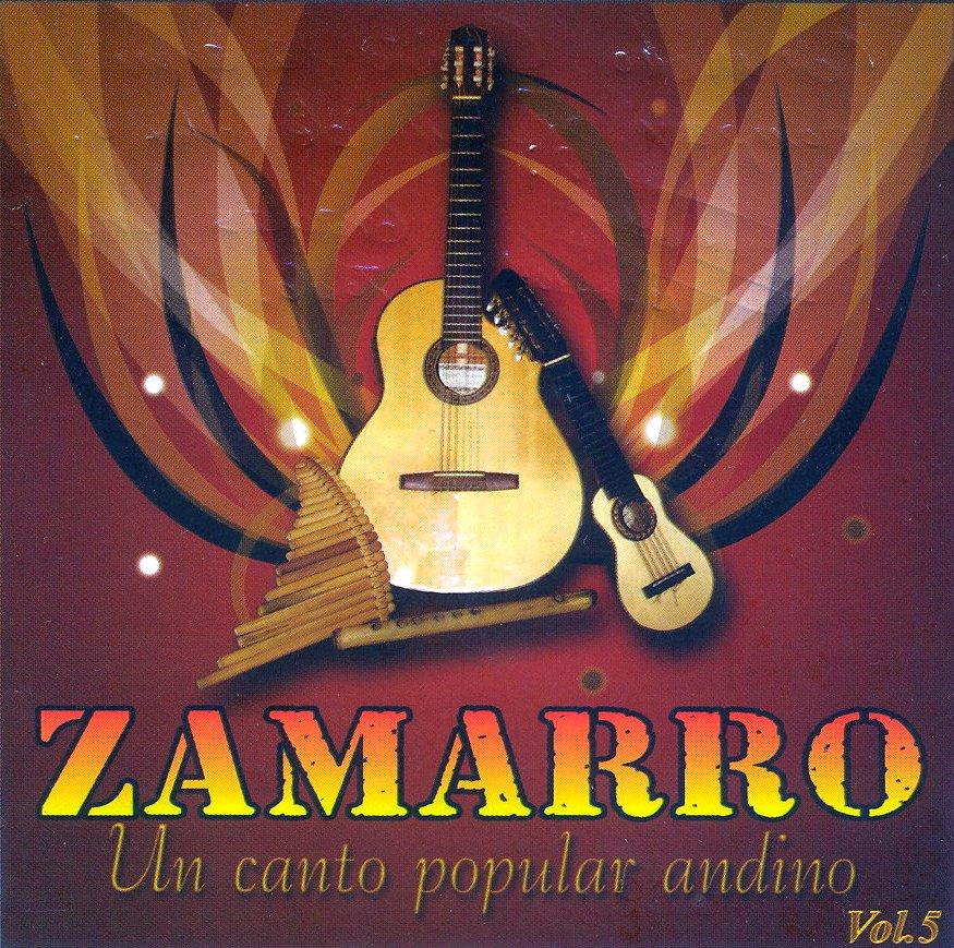 Cd un canto popular andino grupo zamarro Zamarro-un_canto_popular_andino