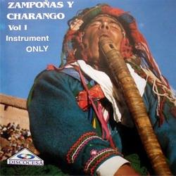 """Perumanta """"Zamponas Y Charango Vol.1"""""""