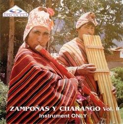 """Perumanta """"Zamponas Y Charango Vol.2"""""""