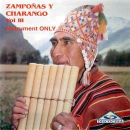 """Perumanta """"Zamponas Y Charango"""" Vol.3"""