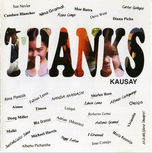 "Quichua Mashis ""Thanks - Kausay"""