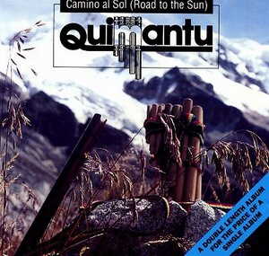 "Quimantu ""Camino Al Sol"""