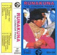 """Runakuna """"El Condor Pasa"""""""