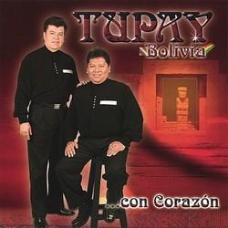 """Tupay """"Con Corazon"""""""