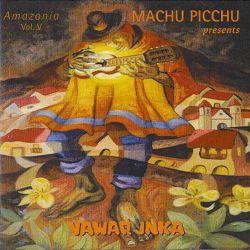 """Yawar Inka """"Amazonia Vol 5"""""""